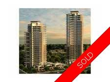 Metrotown Condo for sale:  2 bedroom 1,056 sq.ft. (Listed 2012-03-20)